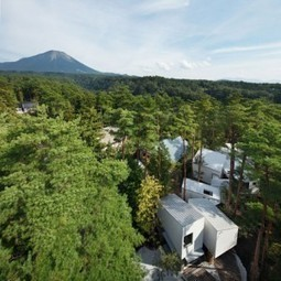 Residence of Daisen guest house by Keisuke Kawaguchi+K2-Design | Idées d'Architecture | Scoop.it
