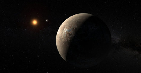 One Star Over, a Planet That Might Be Another Earth | Convincingly Contrarian Crumbs | Scoop.it