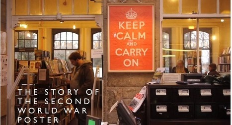 "The Story Behind The ""Keep Calm And Carry On"" Movement 