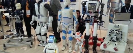 Personal robotics : Market opportunities and Business models (3/3) | Innoecho | Seniors | Scoop.it