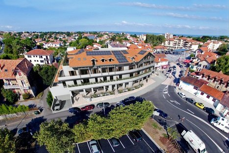 Nouveau programme immobilier neuf LE PATIO DES 5 CANTONS à Anglet - 64600 | L'immobilier neuf Côte Basque | Scoop.it