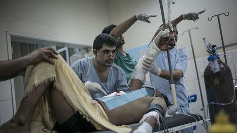 FOTOS | #Yemen: La hemorragia que no cesa #MSF | Noticias en español | Scoop.it