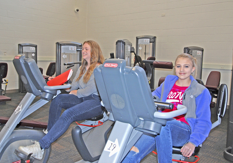 Casey school offers expanded fitness program - Mt. Vernon Register-News | Sports Facility Management.4370667 | Scoop.it