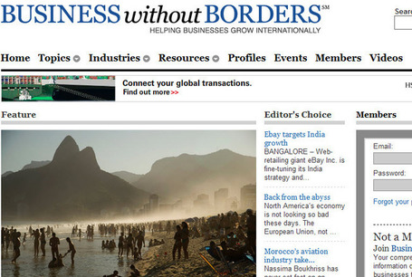 "How HSBC Launched LinkedIn Campaign to Grow ""Business without Borders"" Group 