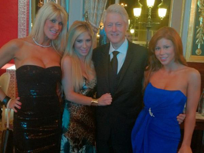 Bill #Clinton caught surrounded by #porn #stars — RT | Commodities, Resource and Freedom | Scoop.it