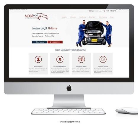 Mobil Dent - Web Sitesi Tasarımı | Web Tasarim Grafik Tasarim ve Seo Hizmetleri - Aves Interactive | Scoop.it