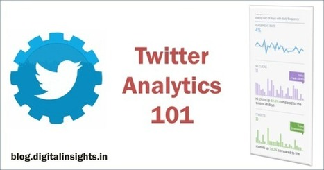 Understanding Twitter Analytics: What You Need to Know! | Vale's Social Media Tips | Scoop.it