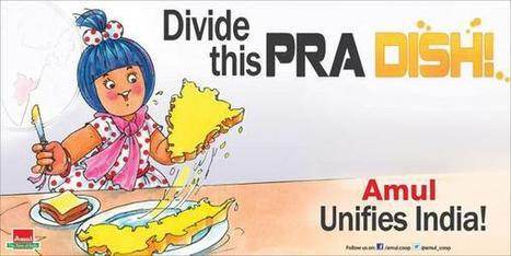 Twitter / Amul_Coop: Amul Topical: Formation of ... | Growth 2020 | Scoop.it