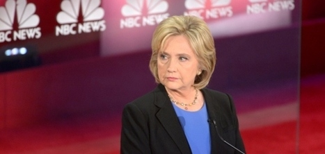 8 top Democrats fear Hillary collapse in debate | Restore America | Scoop.it