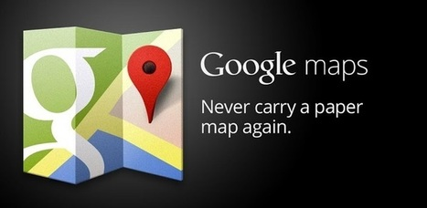 Maps - Applications Android sur GooglePlay | Best of Android | Scoop.it