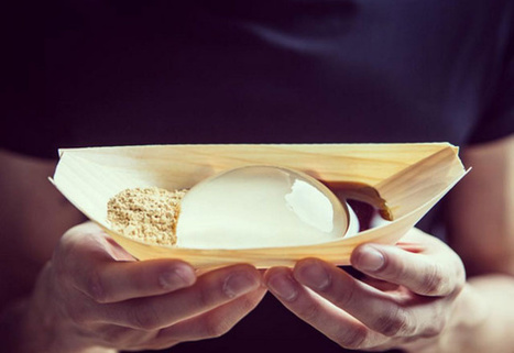 "Le ""Raindrop Cake"", le gâteau tendance venu du Japon 