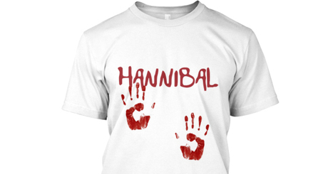 Limited Edition - Hannibal Shirt | T-shirt | Scoop.it