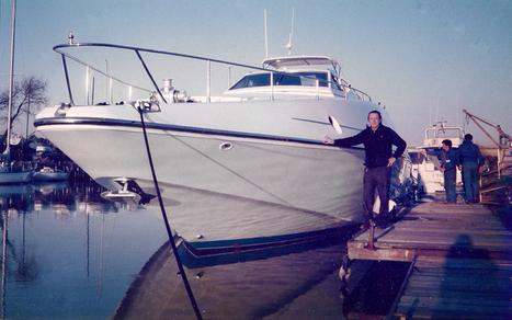 Franco Harrauer il 9 Luglio ci ha lasciati, buon vento. R.I.P. | Nautica-epoca | Scoop.it