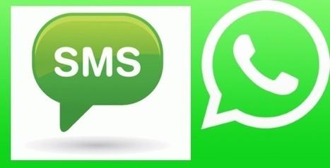 #Whatsapp mette in crisi gli operatori: anche gli sms diventano gratis | Sms gratis | Scoop.it