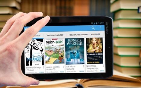Tutoriel : Trouver, importer et lire un livre avec Google Play Livres | Suivi budgetaire au Mali | Scoop.it