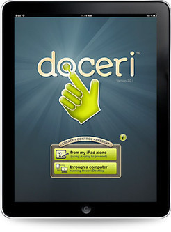 Doceri - The Interactive Whiteboard for iPad. | iPadsAndEducation | Scoop.it