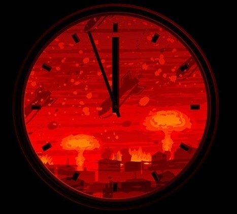 The Doomsday Clock - a grim reminder that the human race not immortal | Brian's Science and Technology | Scoop.it