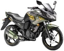 Yamaha Fazer Battle Green Special Edition | Cars & Bikes | Scoop.it