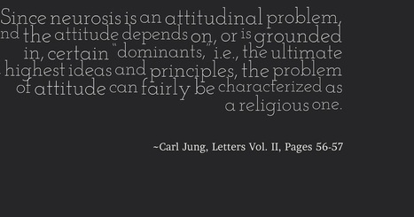 Some Carl Jung Quotations XLVI | Carl Jung Depth Psychology | Scoop.it