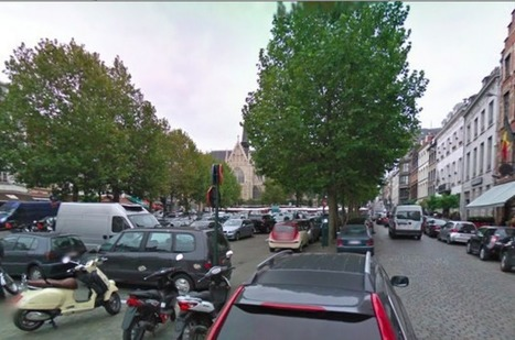 5 beautiful Brussels squares that shouldn't be parking lots | Communication in  the digital era | Scoop.it