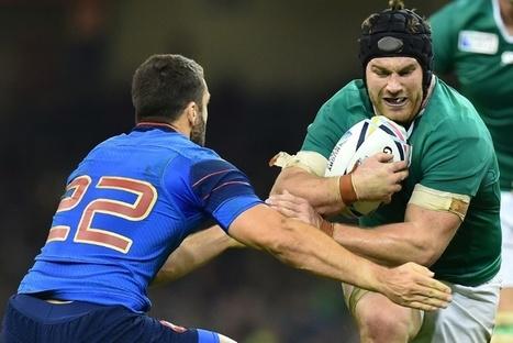 Mondial de rugby: O'Brien devant la commission de discipline après son geste sur Papé | Infos.fr | 694028 | Scoop.it