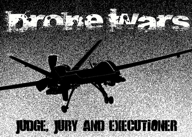 James Bridle Artist Database Compiles All Known Data on the Drone Wars