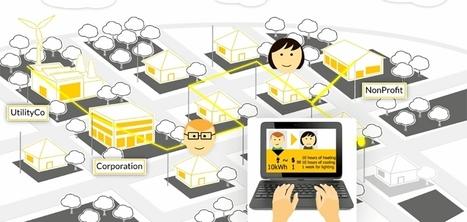 Gridmates : le service qui propose de partager l'énergie électrique avec ses voisins | Consommation alternative | Scoop.it