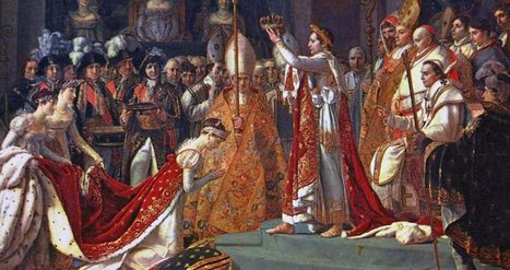 The Anniversary of Napoleon's Coronation - New Historian | Napoleon Bonaparte - Emperor of the French | Scoop.it