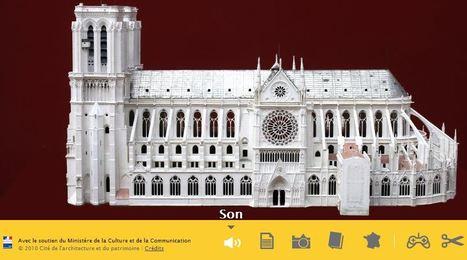 Archimôme: les cathédrales gothiques | Remue-méninges FLE | Scoop.it