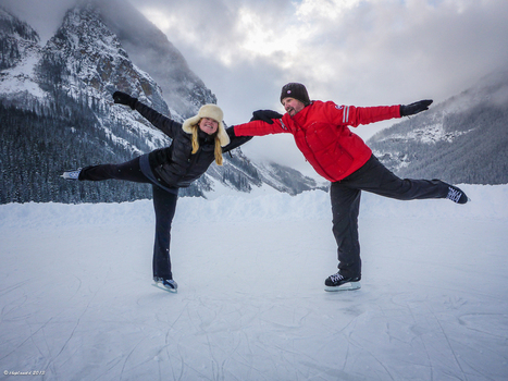 Romantic Lake Louise, Alberta – A Perfect Couple's Getaway | Must Travel Places in the World | Scoop.it