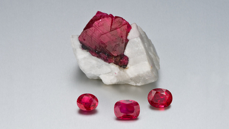 Economists See Bright Holiday Season ~Gemological Institute of America~   Our Earth's Geology, Minerals & Gemstones   Scoop.it