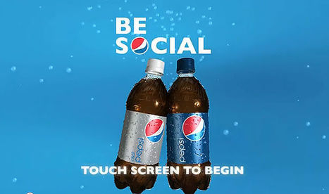 Pepsi Takes Virtual Gifting To Another Level | Bit Rebels | Tracking Transmedia | Scoop.it