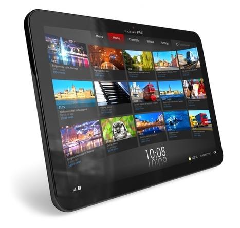 Europe : le nombre de possesseurs de tablette va quadrupler d'ici à 2017 | ACTUALITÉ DU MARKETING DIGITAL ET DE L'E-PUB | Scoop.it