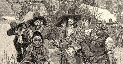 'The Witches: Salem, 1692,' by Stacy Schiff | Underground Art | Scoop.it