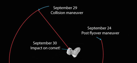 Bye, Bye Rosetta — We'll Miss You! - Universe Today | Heron | Scoop.it