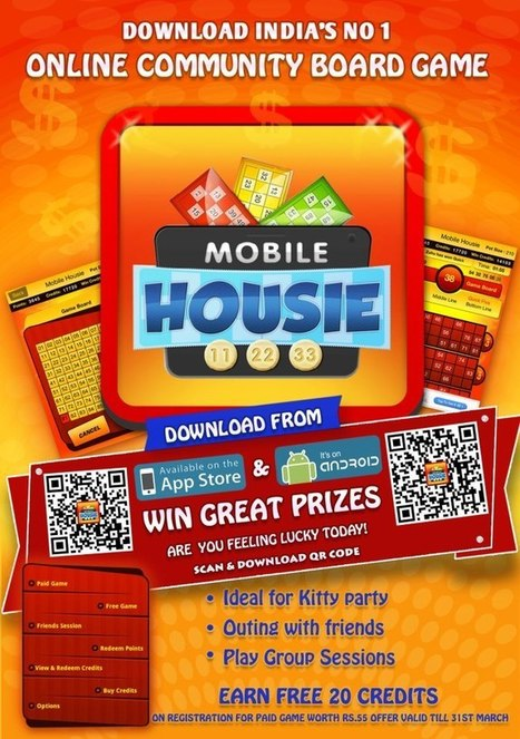 Android Games | Iphone Games | Mobile Games Download | Housie | Mobile Housie | Scoop.it