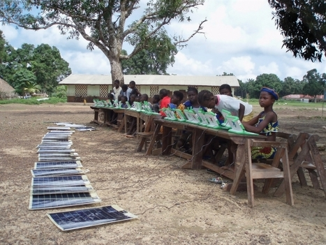 Swansea Tech Help for Zambian School's Solar Power Computers | Impact Sourcing | Scoop.it
