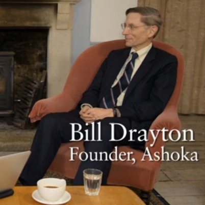 SOCIAL ENTREPRENEUR SPOTLIGHT: A fireside chat with Bill Drayton | Changemaking | Scoop.it