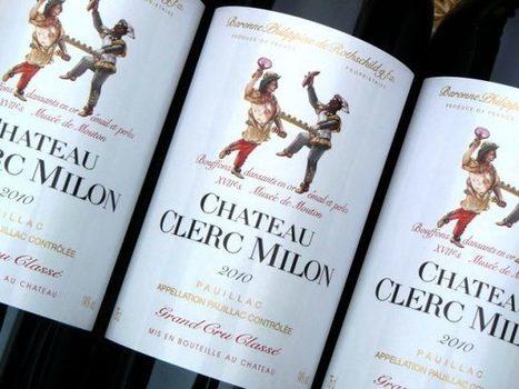 Clerc Milon, Gruaud Larose, Giscours...Five Bordeaux fine #wine brands to watch | Vitabella Wine Daily Gossip | Scoop.it
