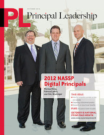 Principal Leadership Article On Technology Integration | Leadership | Scoop.it