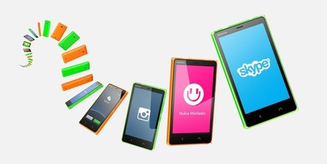 Nokia X2, the new phone launched by Microsoft | Smartphone Stories | Scoop.it