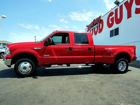 2005 Ford Super Duty F-350 DRW | Best Used Cars And Finance | Scoop.it