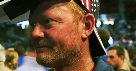 #Trump Supporter Openly Threatens to Kill #Hillary #Clinton if She's Elected #VIDEO #America #psycho society | USA the second nazi empire | Scoop.it