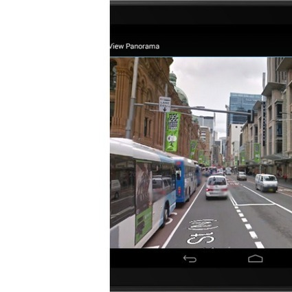 Google introduces ability to embed Street View images and Photospheres | Computers and You Class | Scoop.it