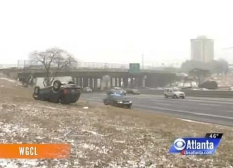 Atlanta area braces for ice storm; 4 die in Texas | Sustain Our Earth | Scoop.it