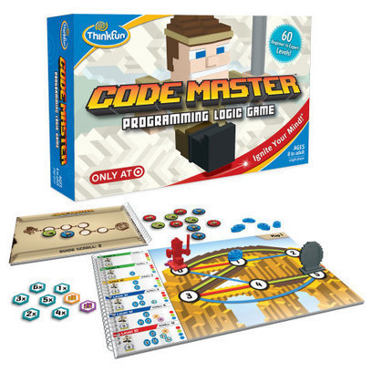 New Code Master Game Teaches Kids Coding Logic – No Computer Required - Business Wire (press release) | COMPUTATIONAL THINKING and CYBERLEARNING | Scoop.it