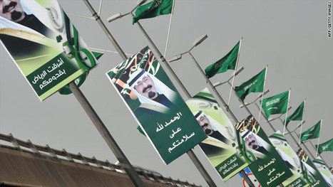 Saudi security breaks up protest, witnesses say   Coveting Freedom   Scoop.it