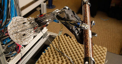 Researchers built an artificial hand so agile and graceful, it's lifelike | Robotics | Scoop.it