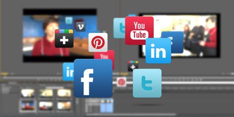 Cómo crear videos para las redes sociales | Clickam - Marketing Online | Scoop.it
