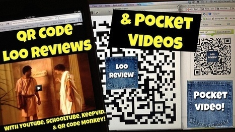 QR Codes in the Classroom | qr codes in class | Scoop.it